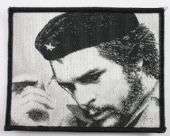Che Guevara - 'Che Looking Down' Woven Patch